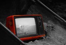 maly telewizor