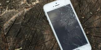 Wymiana szybki w iPhone 7